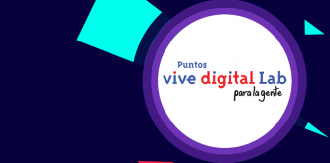 Cursos gratuitos multimedia en el Punto Vive Digital